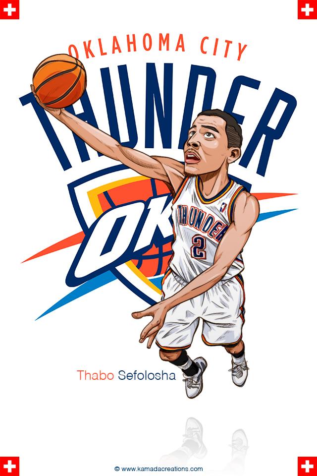 Oklahoma City Thunder | KAMADAcreations